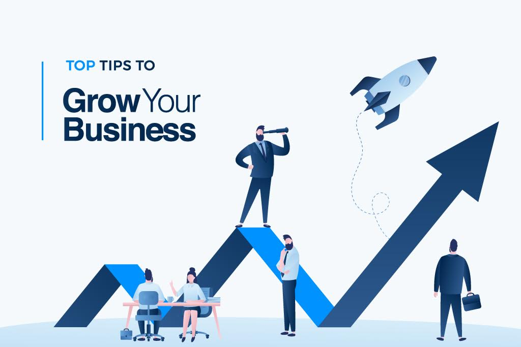 Tips to Grow Your Local Business